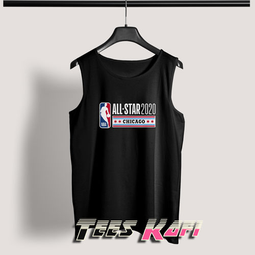 2020 Nba All Star Game Super Chicago Tank Top