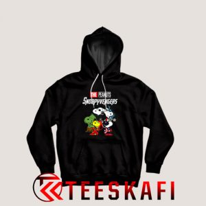 The Peanuts Snoopy Avengers Hoodies