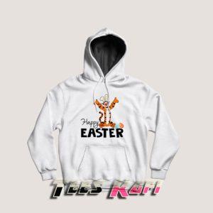 Tigger Happy Easter Hoodies