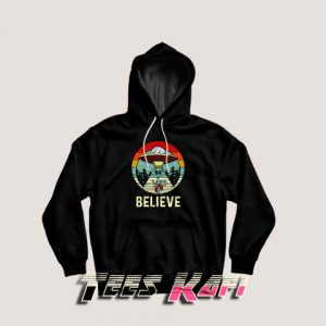 Alien Believe Hoodies