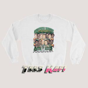 Vintage Boston Celtics NBA Sweatshirts