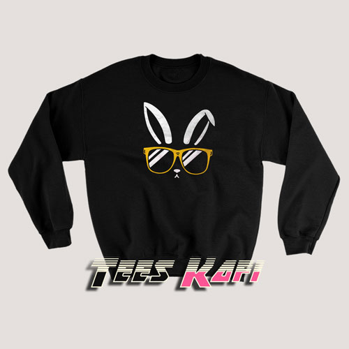 Rabbit Face Sweatshirts