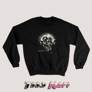 Vintage 1993 Einstein Galaxy Sweatshirts For Womens and Mens