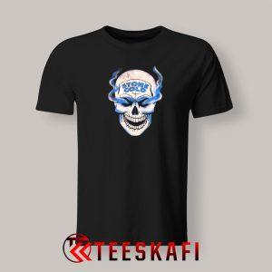 WWE Stone Cold Austin 316 Smoke Skull T-Shirt