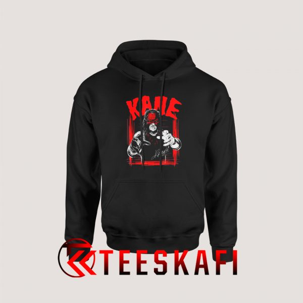 WWE Superstar Kane Hoodies