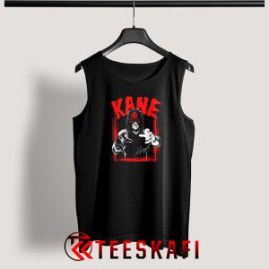WWE Superstar Kane Tank Top