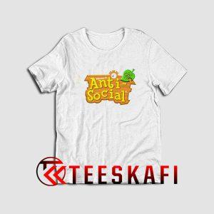 Anti Social Animal Crossing T-Shirt