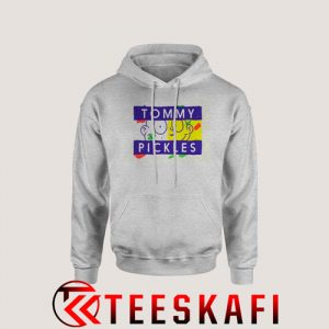 Tommy Pickles Cartoon Rugrats Hoodie S-3XL