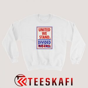 United We Stand The Late Show Sweatshirt S-3XL