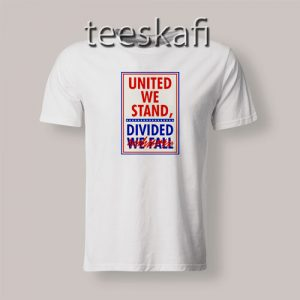 United We Stand The Late Show T-Shirt S-3XL
