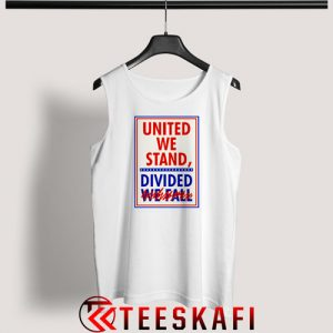 United We Stand The Late Show Tank Top S-3XL
