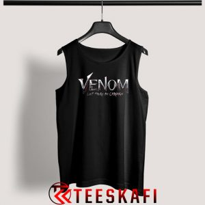 Venom Let There Be Carnage logo Tank Top Venom Sequel S-3XL