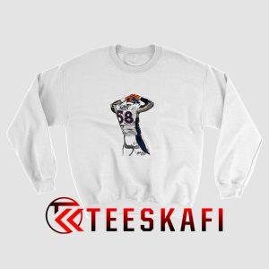 Von Miller Sweatshirt Denver Broncos Size S-3XL