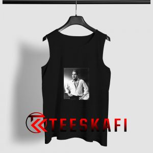 Young Actor Paul Newman Tank Top