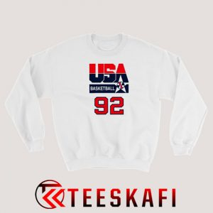 1992 Dream Team Logo Sweatshirt S-3XL