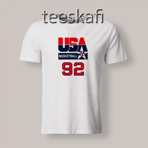 1992 Dream Team Logo T-Shirt S-3XL
