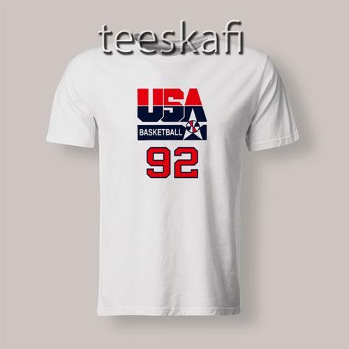 1992 Dream Team Logo T-Shirt S-3XL