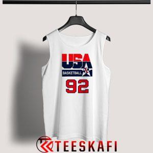 1992 Dream Team Logo Tank Top S-3XL