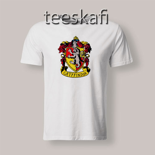 Gryffindor Harry Potter T-Shirt Womens and Mens S-3XL