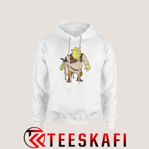 Shrek And Donkey Hoodie 300x300 - Geek Attire Store