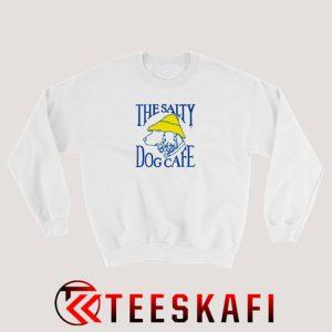 The Salty Dog Cafe Sweatshirt Cafe Logo S-3XL