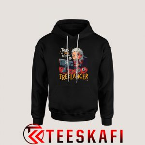 Tos A Coin To Your Freelancer Hoodie The Witcher S-3XL