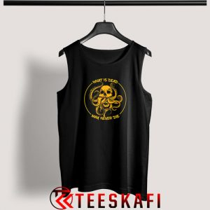 What Is Dead May Never Die Tank Top Game of Thrones S-3XL
