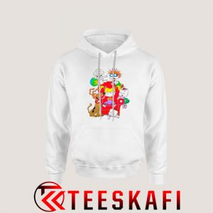 Tommy Pickles and Rugrats Family Hoodie Cartoon Rugrats S-3XL