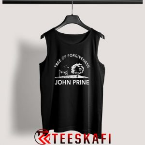 Tree Of Forgiveness Tank Top John Prine Size S-3XL