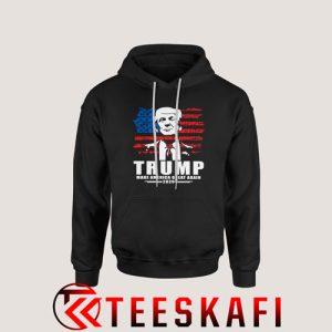 Trump Make America Great Again Hoodie Donald Trump S-3XL