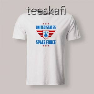 United States Space Force T-Shirt Space Force S-3XL
