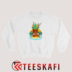 Aloha Hawaiian Totem Pole Sweatshirt Graphic Tee S-3XL
