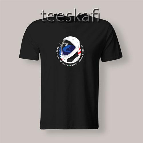NASA Demo SpaceX Dragon T-Shirt Spacex Tee S-3XL