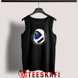 NASA Demo SpaceX Dragon Tank Top Spacex Tee S 2XL 300x300 - Geek Attire Store
