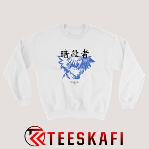 Killua Assassin Hunter X Hunter Sweatshirt Size S 3XL 300x300 - Geek Attire Store