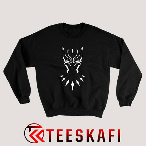 Marvel Comics The Black Panther Sweatshirt Size S-3XL
