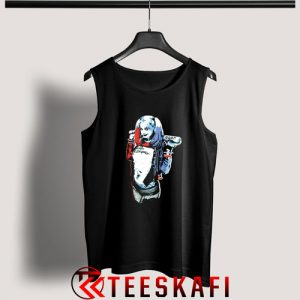 Suicide Squad Harley Quinn Bat Tank Top Size S 3XL 300x300 - Geek Attire Store