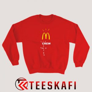 Travis Scott Mcdonalds Collab Sweatshirt Size S 3XL 300x300 - Geek Attire Store