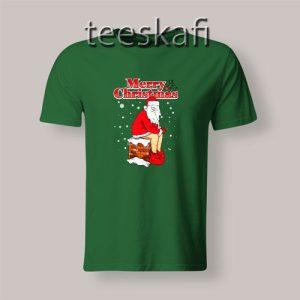 Merry Christmas Santa Clause Chimney Poop 300x300 - Geek Attire Store