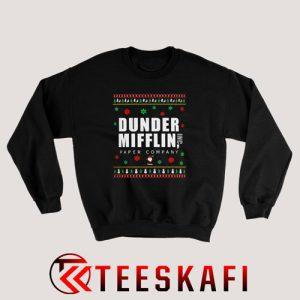 The Office Christmas Dunder Mifflin Sweatshirt Size S 3XL 300x300 - Geek Attire Store