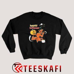 Vintage Scooby Doo Halloween Sweatshirt Size S-3XL