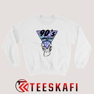 90s Music Vintage Graphic Sweatshirt Size S-3XL