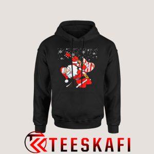 Santa Guitar Christmas Music Hoodie Size S 3XL 300x300 - Geek Attire Store