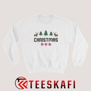 Vintage Ugly Christmas Sweatshirt Size S-3XL