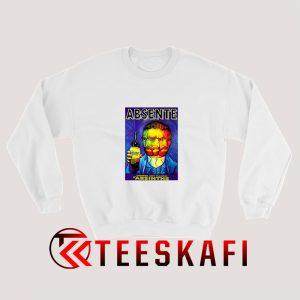 Absinthe Van Gogh Sweatshirt