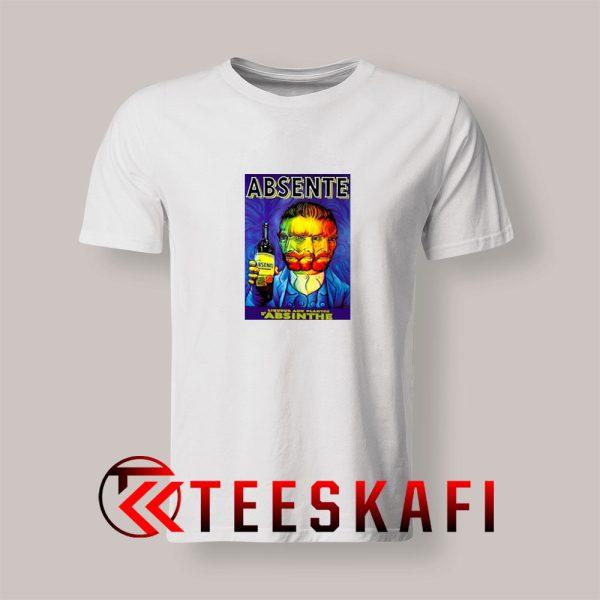 Absinthe Van Gogh T Shirt