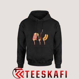 Lets All Go to the Lobby Hoodie