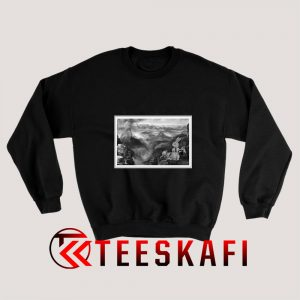 White Rabbit Grand Canyon Sweatshirt