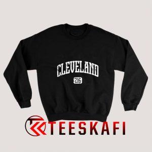 Cleveland-216-Sweatshirt