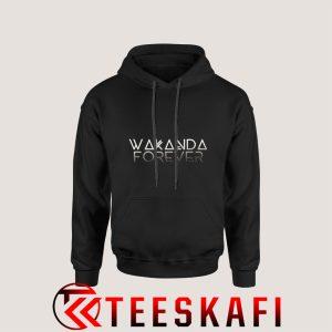 Wakanda Forever Hoodie 300x300 - Geek Attire Store